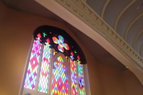 Louisiana Old Senate Chamber Stained Glass