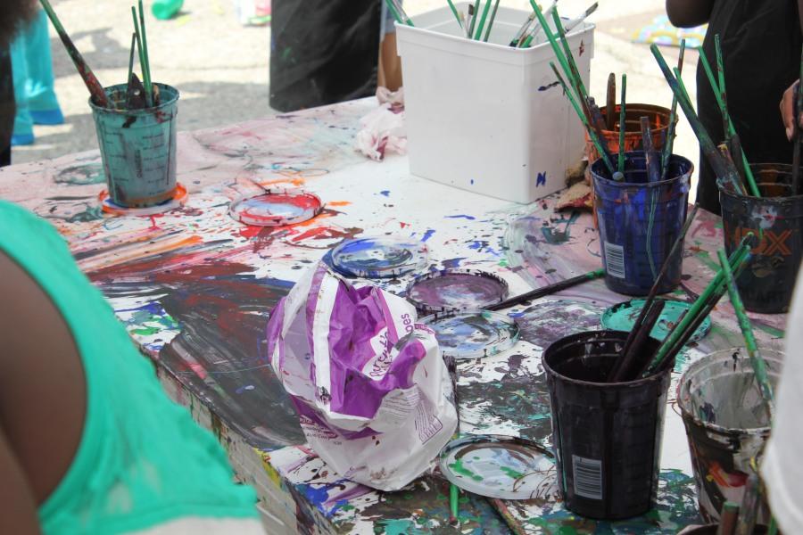Gardere Initiative Neighborhood Arts Project Baton Rouge LA