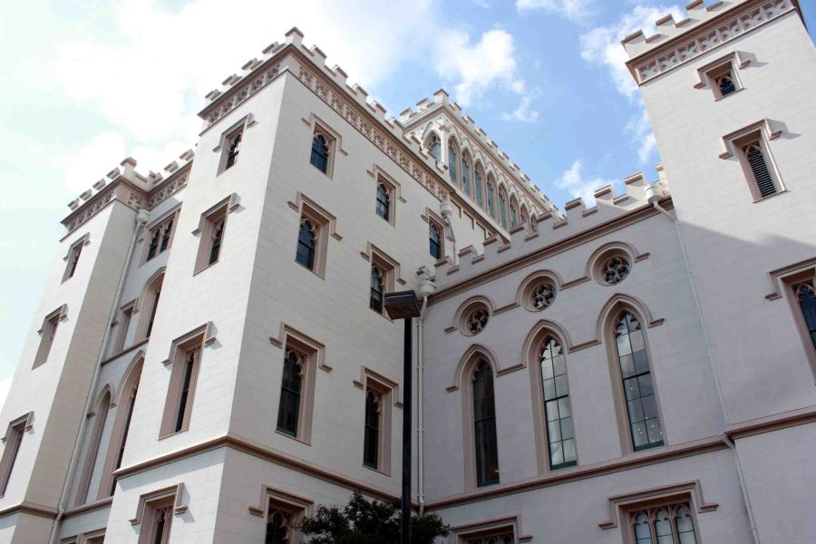 Old State Capital - Baton Rouge Events
