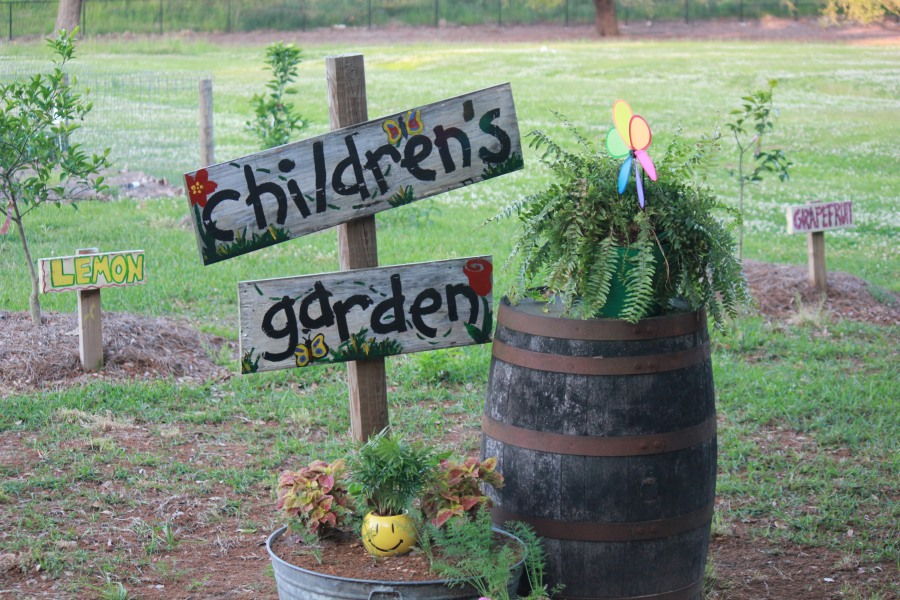 Children's Garden to Visit in Baton Rouge