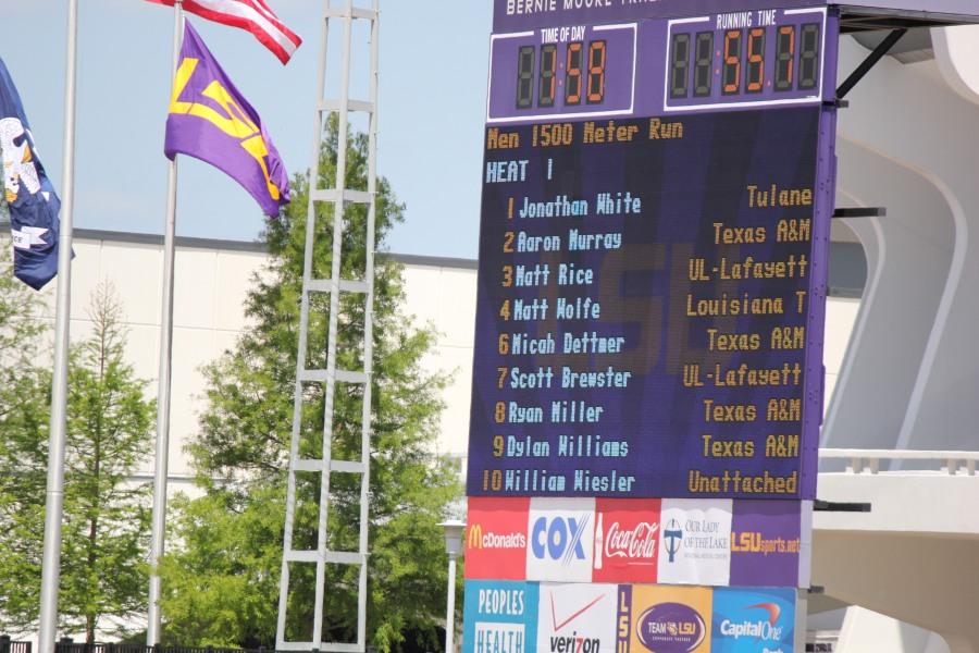 LSU Track & Field April 19 - 2014 Alumni Gold - BTR360.com (208)