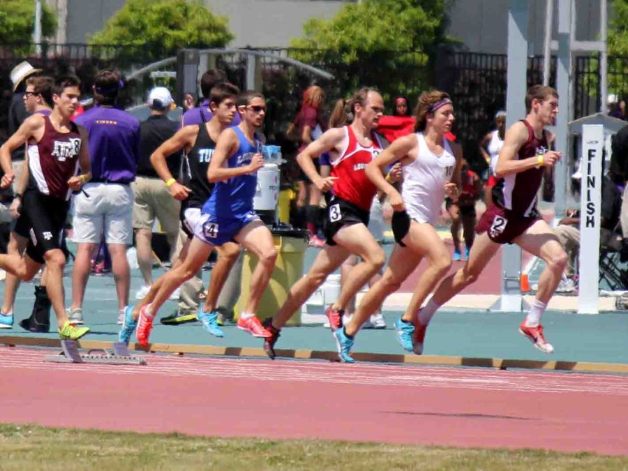 LSU Invitiational, Track & Field