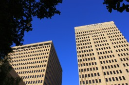 Tall Chase Building in Louisiana Capital