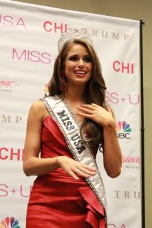 Miss USA 2014 - Nia Sanchez - Baton Rouge - 1st Press Conference - BTR360.COM - Kevin Woolsey Photo (16)