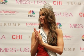 Miss USA 2014 - Nia Sanchez - Baton Rouge - 1st Press Conference - BTR360.COM - Kevin Woolsey Photo (25)