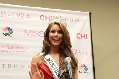 Miss USA 2014 - Nia Sanchez - Baton Rouge - 1st Press Conference - BTR360.COM - Kevin Woolsey Photo (29)