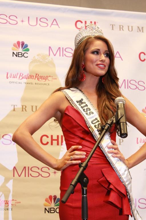 Miss USA 2014 - Nia Sanchez - Baton Rouge - 1st Press Conference - BTR360.COM - Kevin Woolsey Photo (31)