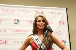 Miss USA 2014 - Nia Sanchez - Baton Rouge - 1st Press Conference - BTR360.COM - Kevin Woolsey Photo (5)