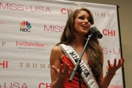 Miss USA 2014 - Nia Sanchez - Baton Rouge - 1st Press Conference - BTR360.COM - Kevin Woolsey Photo (7)