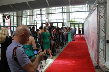 Miss USA Donald J Trump CHI Celebrity Red Carpet Visit Baton Rouge 360 Miss Universe Organization MUO Photo Kevin Woolsey (1)