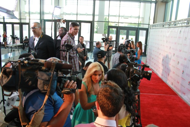Miss USA Donald J Trump CHI Celebrity Red Carpet Visit Baton Rouge 360 Miss Universe Organization MUO Photo Kevin Woolsey (128)