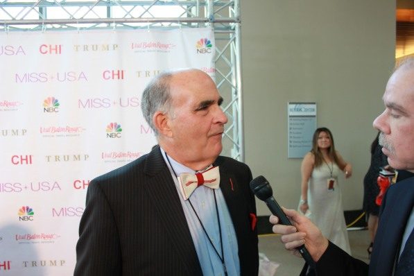 Miss USA Donald J Trump CHI Celebrity Red Carpet Visit Baton Rouge 360 Miss Universe Organization MUO Photo Kevin Woolsey (138)