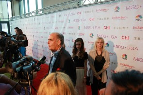 Miss USA Donald J Trump CHI Celebrity Red Carpet Visit Baton Rouge 360 Miss Universe Organization MUO Photo Kevin Woolsey (152)