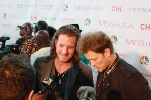 Miss USA Donald J Trump CHI Celebrity Red Carpet Visit Baton Rouge 360 Miss Universe Organization MUO Photo Kevin Woolsey (202)
