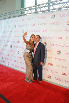 Miss USA Donald J Trump CHI Celebrity Red Carpet Visit Baton Rouge 360 Miss Universe Organization MUO Photo Kevin Woolsey (24)