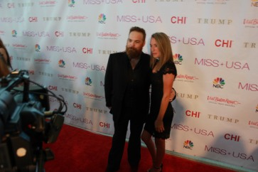 Miss USA Donald J Trump CHI Celebrity Red Carpet Visit Baton Rouge 360 Miss Universe Organization MUO Photo Kevin Woolsey (240)