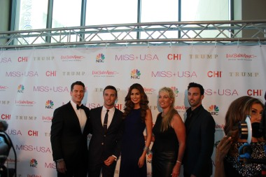 Miss USA Donald J Trump CHI Celebrity Red Carpet Visit Baton Rouge 360 Miss Universe Organization MUO Photo Kevin Woolsey (251)