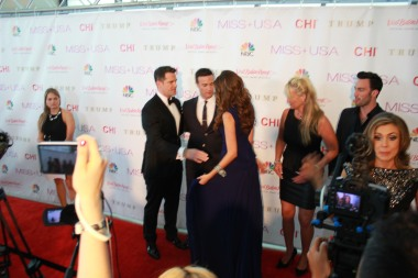 Miss USA Donald J Trump CHI Celebrity Red Carpet Visit Baton Rouge 360 Miss Universe Organization MUO Photo Kevin Woolsey (253)