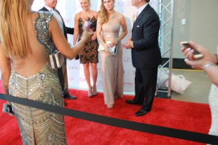 Miss USA Donald J Trump CHI Celebrity Red Carpet Visit Baton Rouge 360 Miss Universe Organization MUO Photo Kevin Woolsey (26)