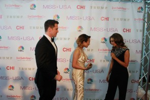 Miss USA Donald J Trump CHI Celebrity Red Carpet Visit Baton Rouge 360 Miss Universe Organization MUO Photo Kevin Woolsey (260)