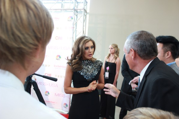 Miss USA Donald J Trump CHI Celebrity Red Carpet Visit Baton Rouge 360 Miss Universe Organization MUO Photo Kevin Woolsey (277)