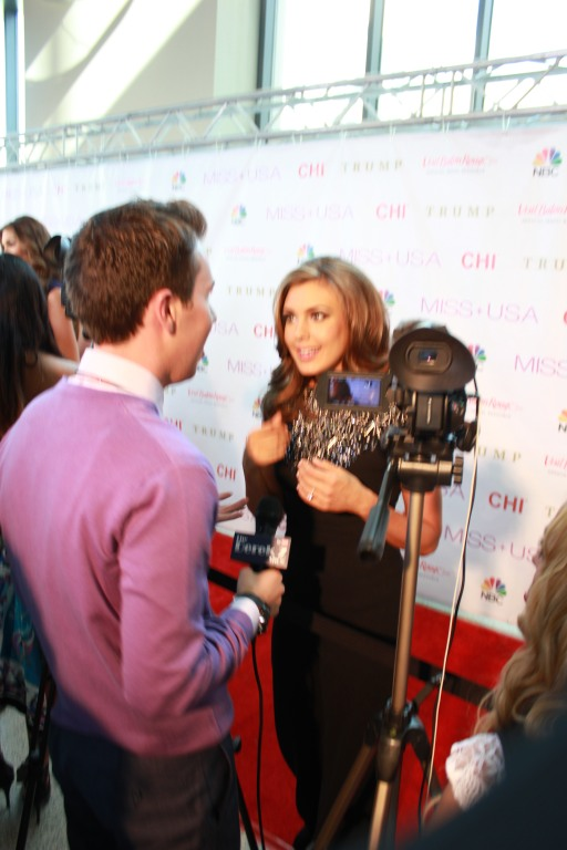 Miss USA Donald J Trump CHI Celebrity Red Carpet Visit Baton Rouge 360 Miss Universe Organization MUO Photo Kevin Woolsey (337)