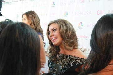Miss USA Donald J Trump CHI Celebrity Red Carpet Visit Baton Rouge 360 Miss Universe Organization MUO Photo Kevin Woolsey (356)