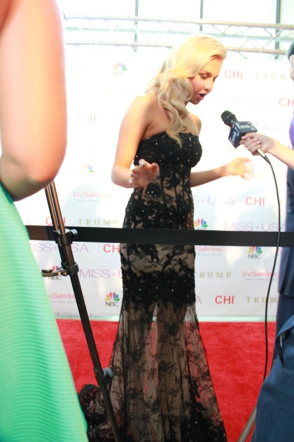 Miss USA Donald J Trump CHI Celebrity Red Carpet Visit Baton Rouge 360 Miss Universe Organization MUO Photo Kevin Woolsey (367)