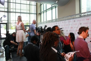 Miss USA Donald J Trump CHI Celebrity Red Carpet Visit Baton Rouge 360 Miss Universe Organization MUO Photo Kevin Woolsey (4)