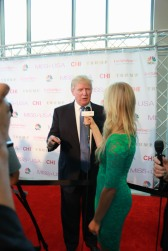 Miss USA Donald J Trump CHI Celebrity Red Carpet Visit Baton Rouge 360 Miss Universe Organization MUO Photo Kevin Woolsey (406)