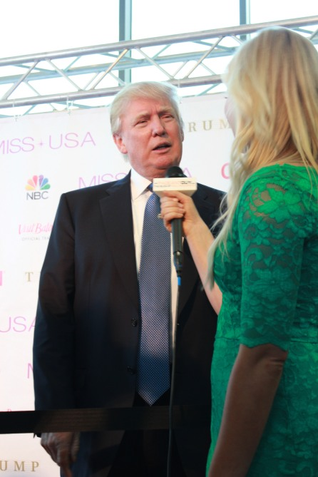 Miss USA Donald J Trump CHI Celebrity Red Carpet Visit Baton Rouge 360 Miss Universe Organization MUO Photo Kevin Woolsey (411)