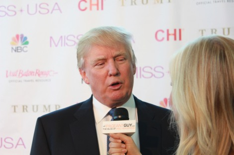 Miss USA Donald J Trump CHI Celebrity Red Carpet Visit Baton Rouge 360 Miss Universe Organization MUO Photo Kevin Woolsey (414)
