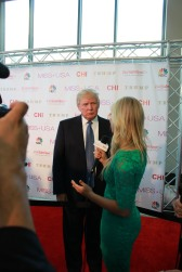 Miss USA Donald J Trump CHI Celebrity Red Carpet Visit Baton Rouge 360 Miss Universe Organization MUO Photo Kevin Woolsey (417)