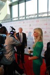 Miss USA Donald J Trump CHI Celebrity Red Carpet Visit Baton Rouge 360 Miss Universe Organization MUO Photo Kevin Woolsey (420)