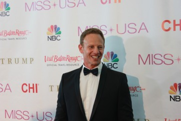 Miss USA Donald J Trump CHI Celebrity Red Carpet Visit Baton Rouge 360 Miss Universe Organization MUO Photo Kevin Woolsey (424)