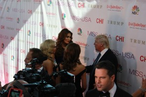 Miss USA Donald J Trump CHI Celebrity Red Carpet Visit Baton Rouge 360 Miss Universe Organization MUO Photo Kevin Woolsey (426)