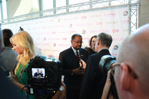 Miss USA Donald J Trump CHI Celebrity Red Carpet Visit Baton Rouge 360 Miss Universe Organization MUO Photo Kevin Woolsey (438)