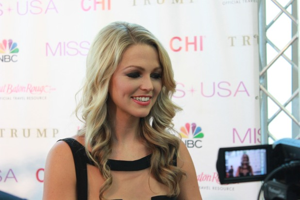 Miss USA Donald J Trump CHI Celebrity Red Carpet Visit Baton Rouge 360 Miss Universe Organization MUO Photo Kevin Woolsey (454)