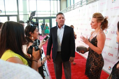 Miss USA Donald J Trump CHI Celebrity Red Carpet Visit Baton Rouge 360 Miss Universe Organization MUO Photo Kevin Woolsey (53)