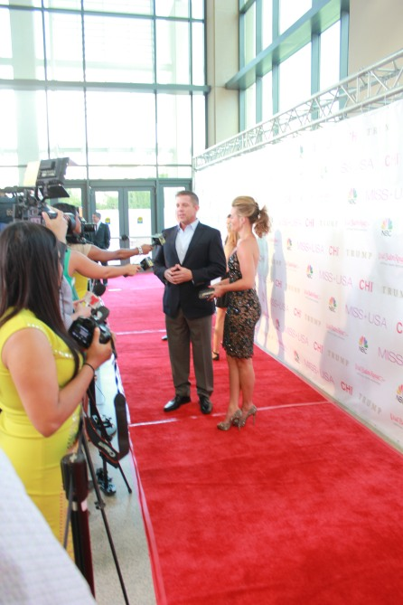 Miss USA Donald J Trump CHI Celebrity Red Carpet Visit Baton Rouge 360 Miss Universe Organization MUO Photo Kevin Woolsey (76)