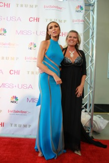 Miss USA Donald J Trump CHI Celebrity Red Carpet Visit Baton Rouge 360 Miss Universe Organization MUO Photo Kevin Woolsey (86)