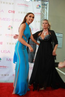 Miss USA Donald J Trump CHI Celebrity Red Carpet Visit Baton Rouge 360 Miss Universe Organization MUO Photo Kevin Woolsey (88)