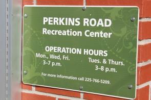 Perkins Road Community Park Baton Rouge Louisiana (2)