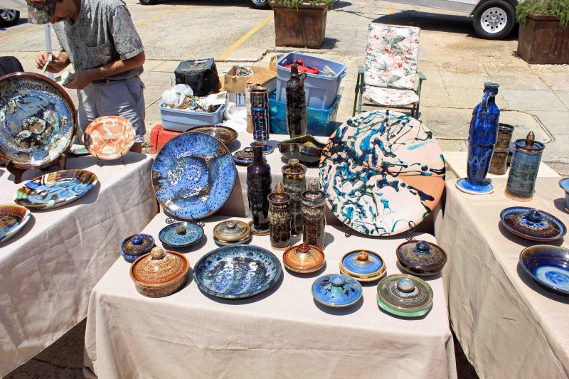 Baton Rouge Arts Market Downtown by Kevin Woolsey Photography