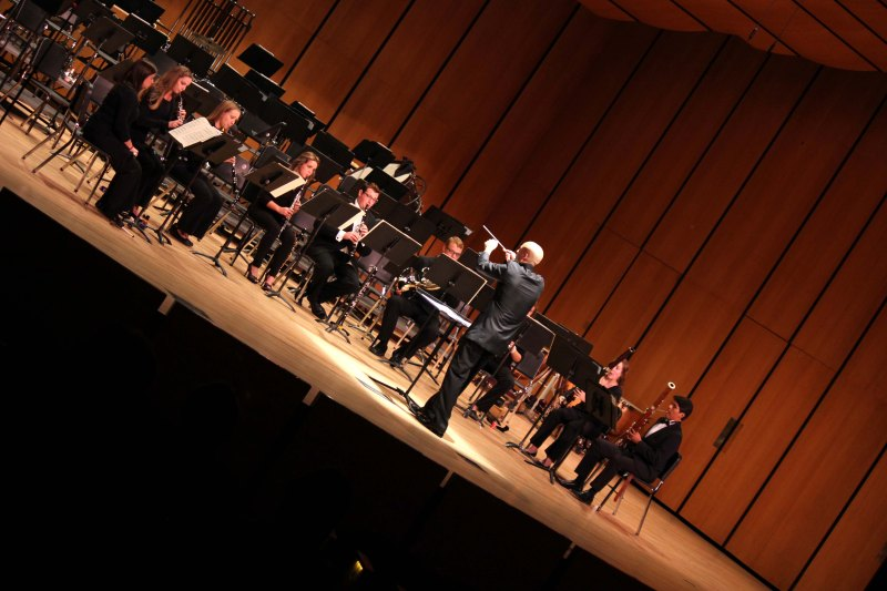 LSU Symphonic Winds Concert Oct 9 2014