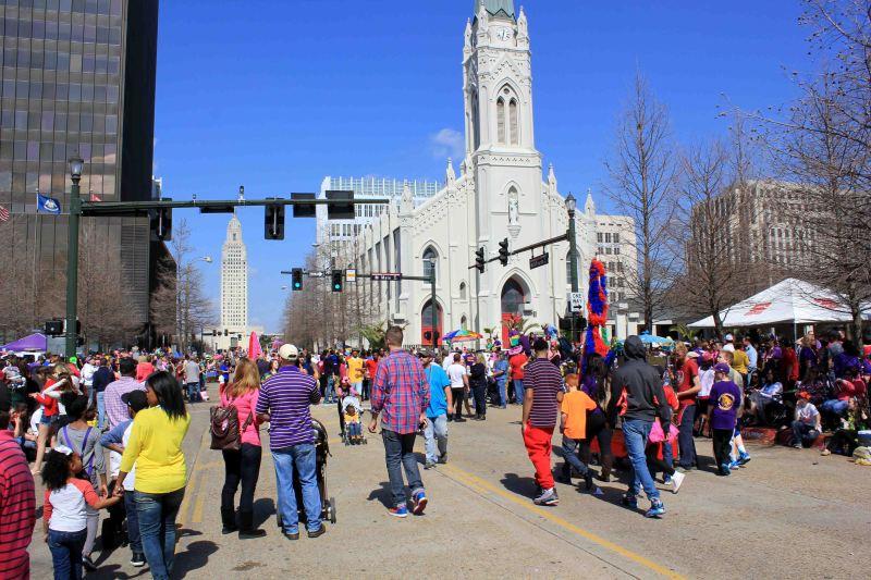 Spanish Town Parade Baton Rouge Photography 2 14 2015 (241)