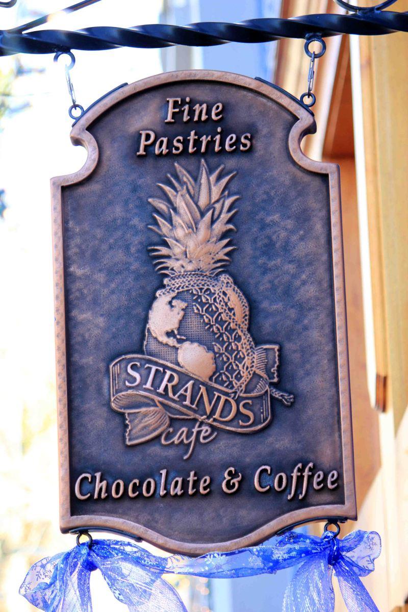 Strands Cafe Fine Pastries Chocolate & Coffee Baton Rouge LA
