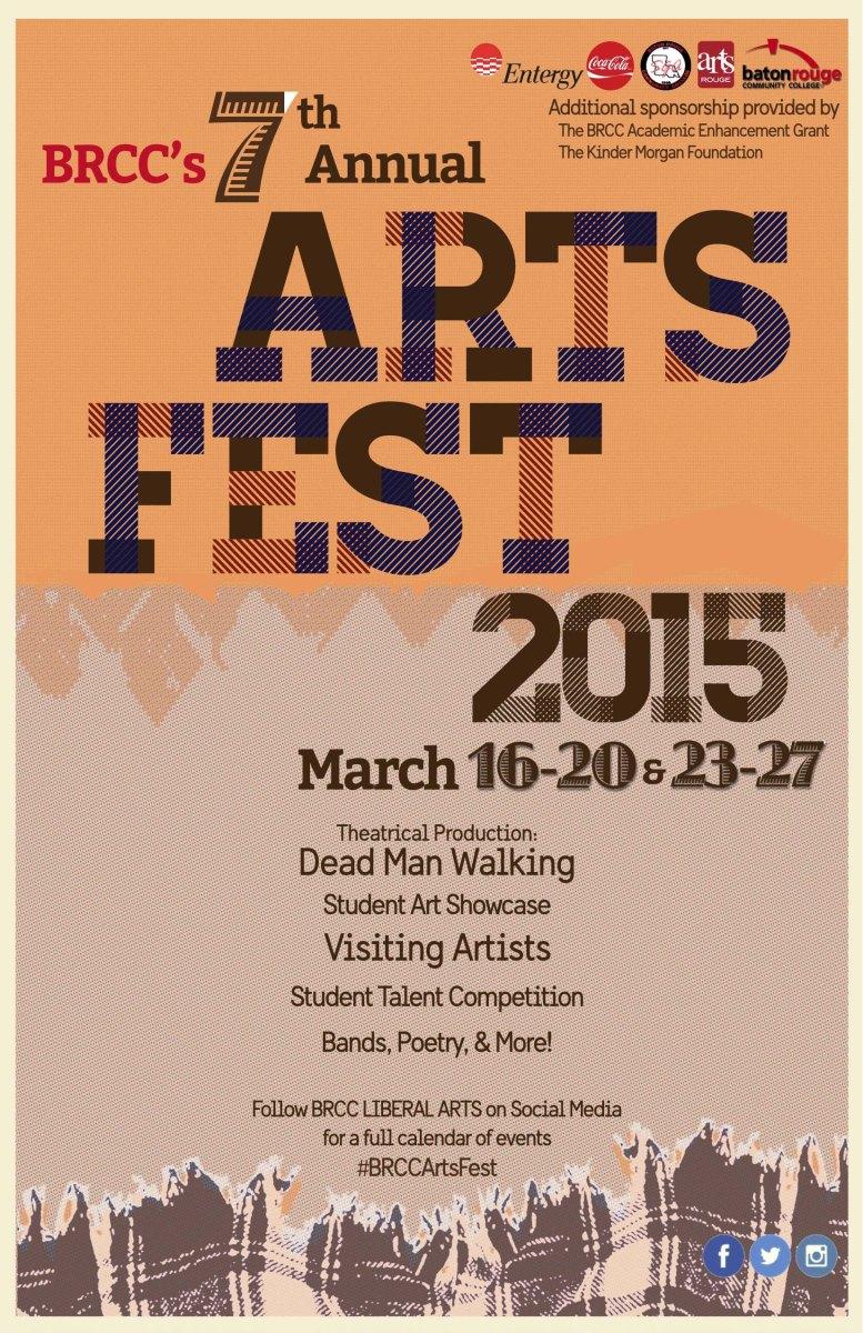 BRCC 7th Annual Arts Fest