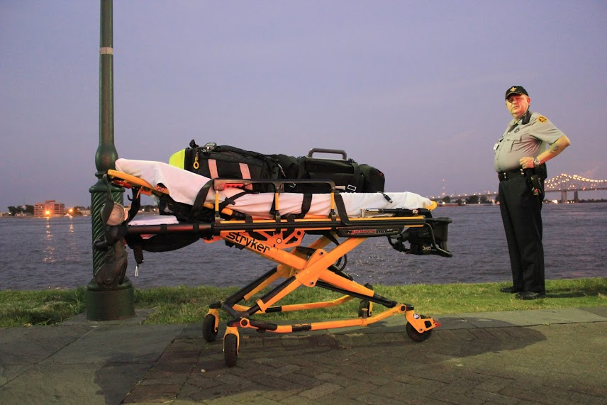Man Disappears While Swimming in Mississippi River New Orleans