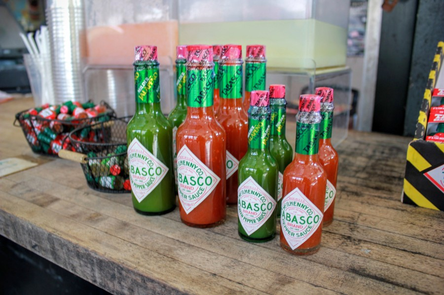 Tabasco Sauce Louisiana